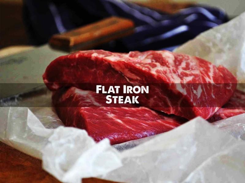 7. Flat Iron