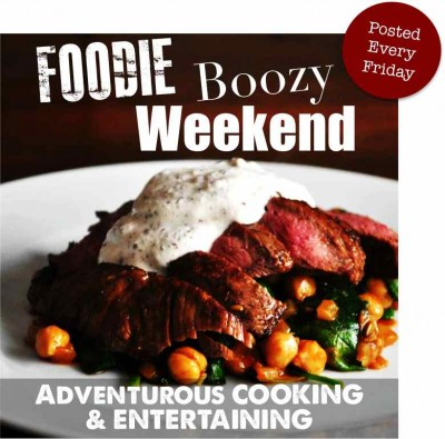 Foodie Boozy Weekend - Front Page