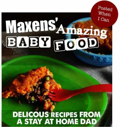 Maxens Amazaing Baby Food
