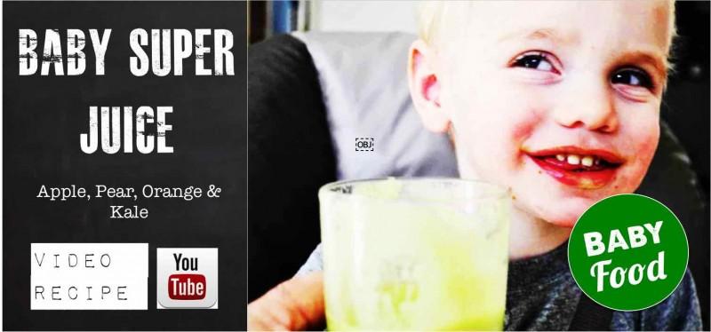 Baby Super Juice