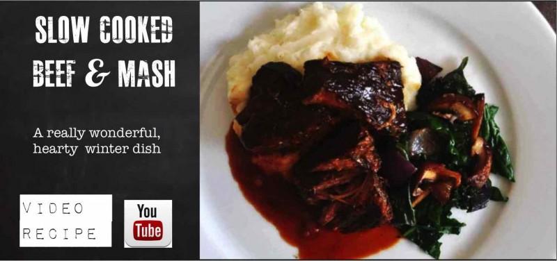 Beef and Mash
