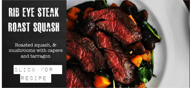 Beef and Squash