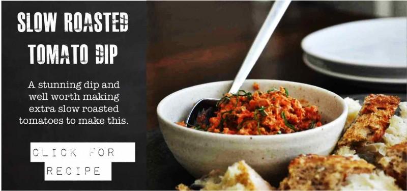 Slow Roasted Tomato Dip