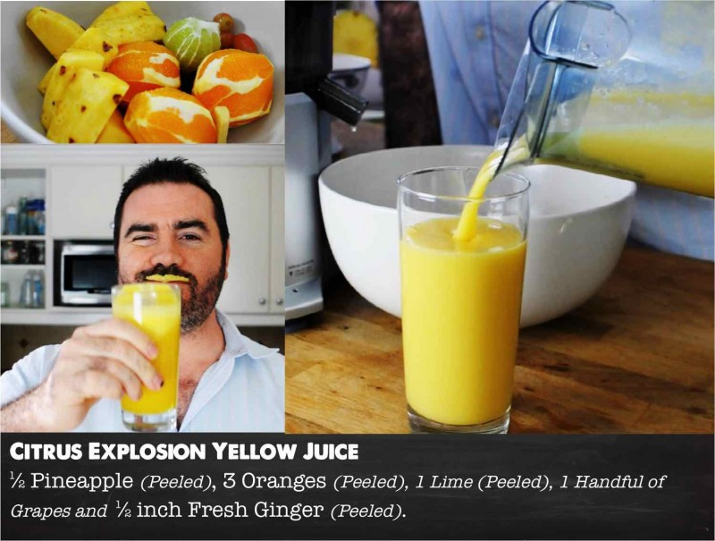 Yellow Juice